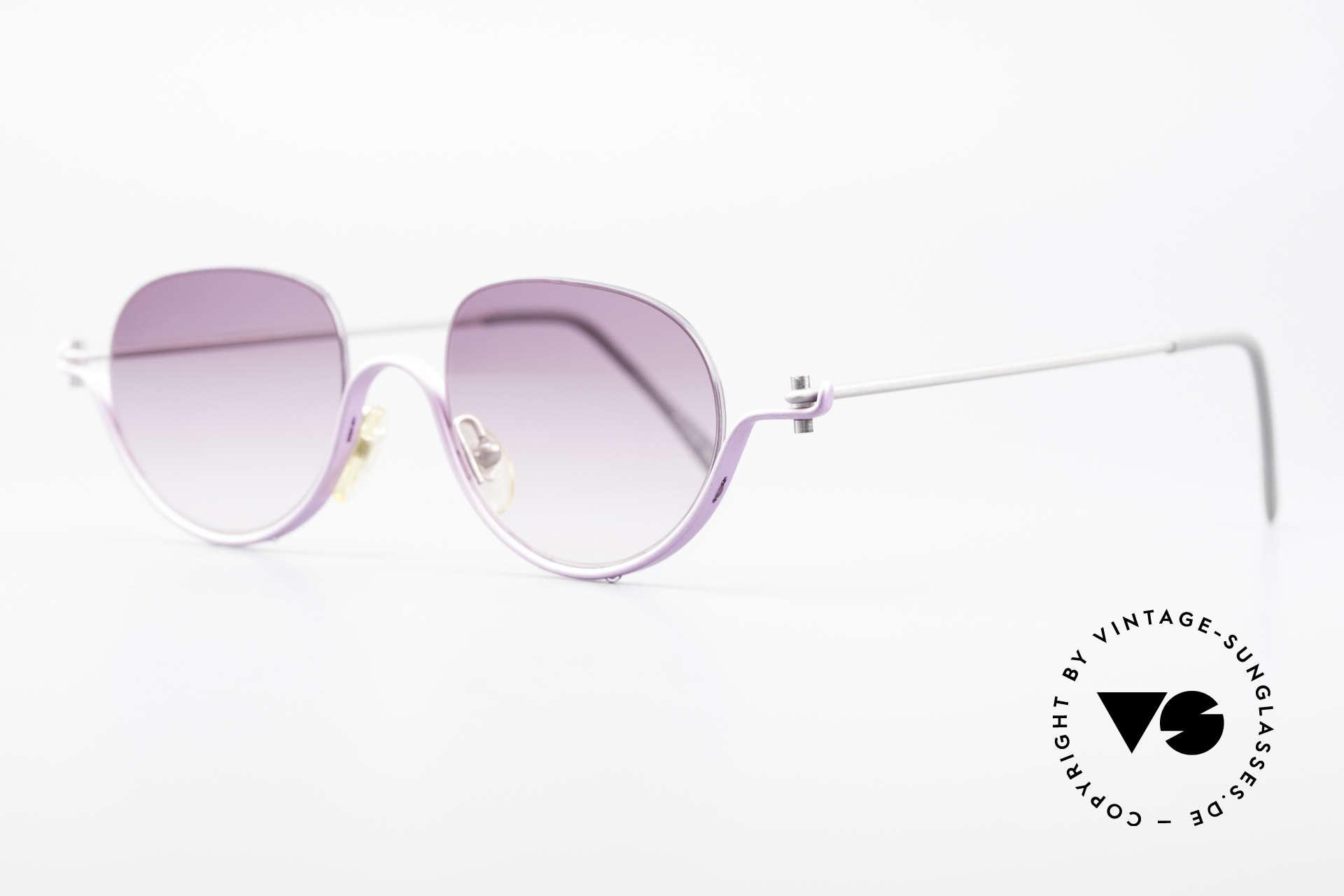 ProDesign No8 Gail Spence Design Shades, successor of the legendary Pro Design N° ONE model, Made for Women
