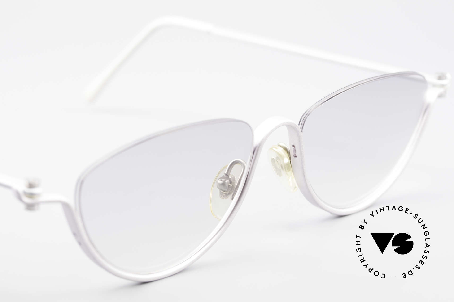 ProDesign No10 Gail Spence Design Sunglasses, ultra RARE designer sunglasses from the mid 1990's, Made for Women