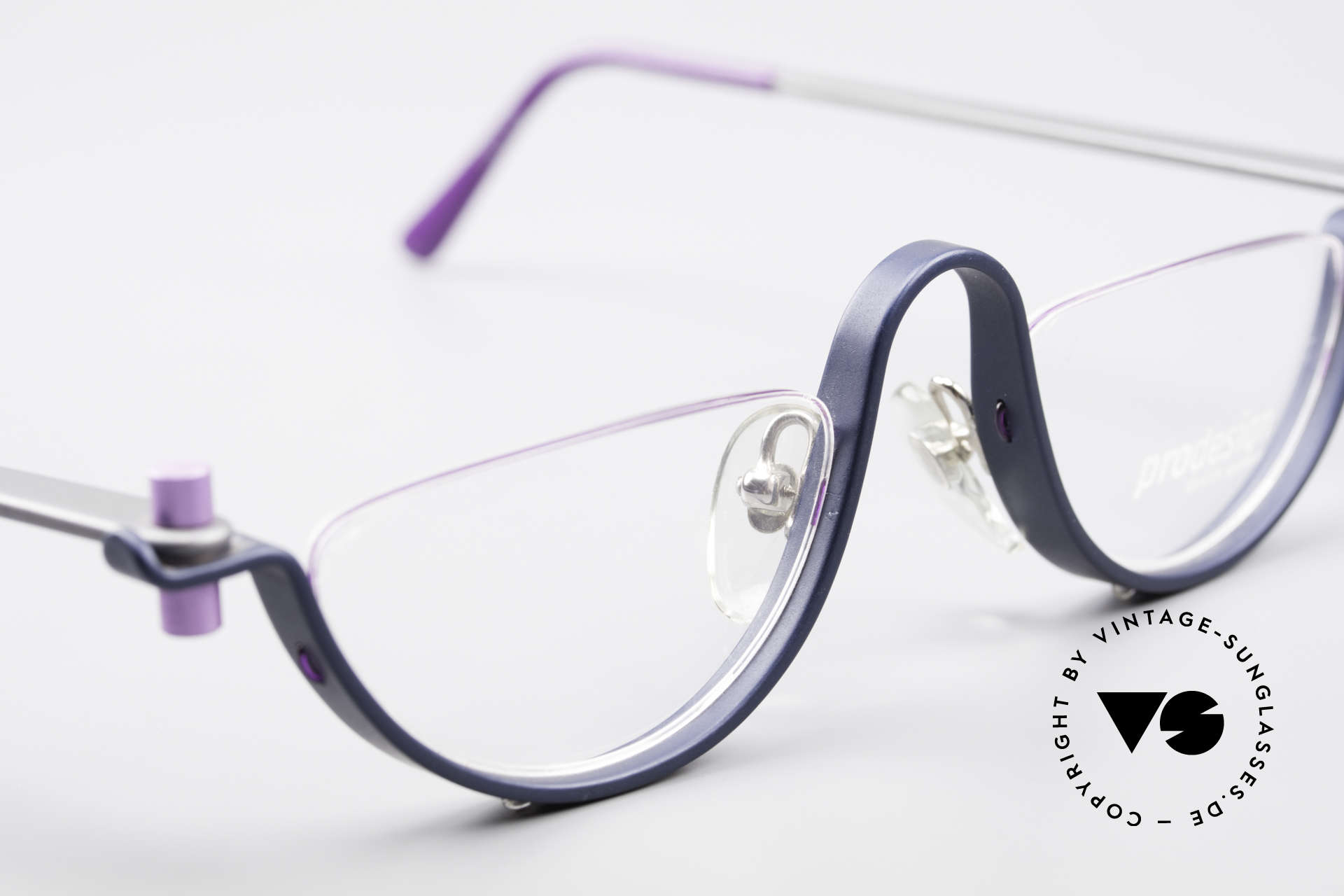 Www Pro Design Com glasses prodesign no1 half gail spence design glasses