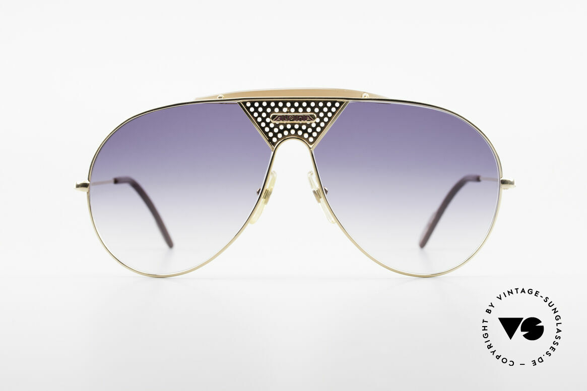 Alpina TR4 80's Miami Vice Sunglasses
