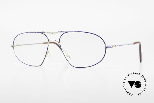 Alpina M1F755 Old Classic Men's Eyeglasses Details