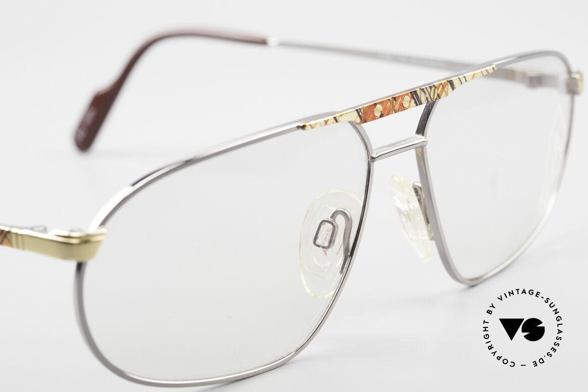 Alpina FM28 80's Designer Eyeglass-Frame, NO RETRO glasses, but a rare old 1980's original, Made for Men