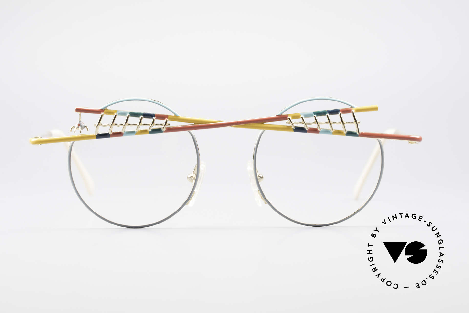 Taxi ST1 by Casanova The Jester Glasses Art Frame, distinctive Venetian design in style of the 18th century, Made for Men and Women