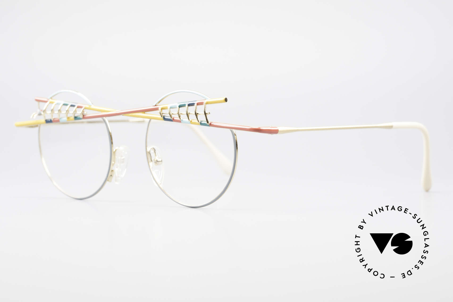 Taxi ST1 by Casanova The Jester Glasses Art Frame, represents the exuberance of the Venetian CARNIVAL, Made for Men and Women