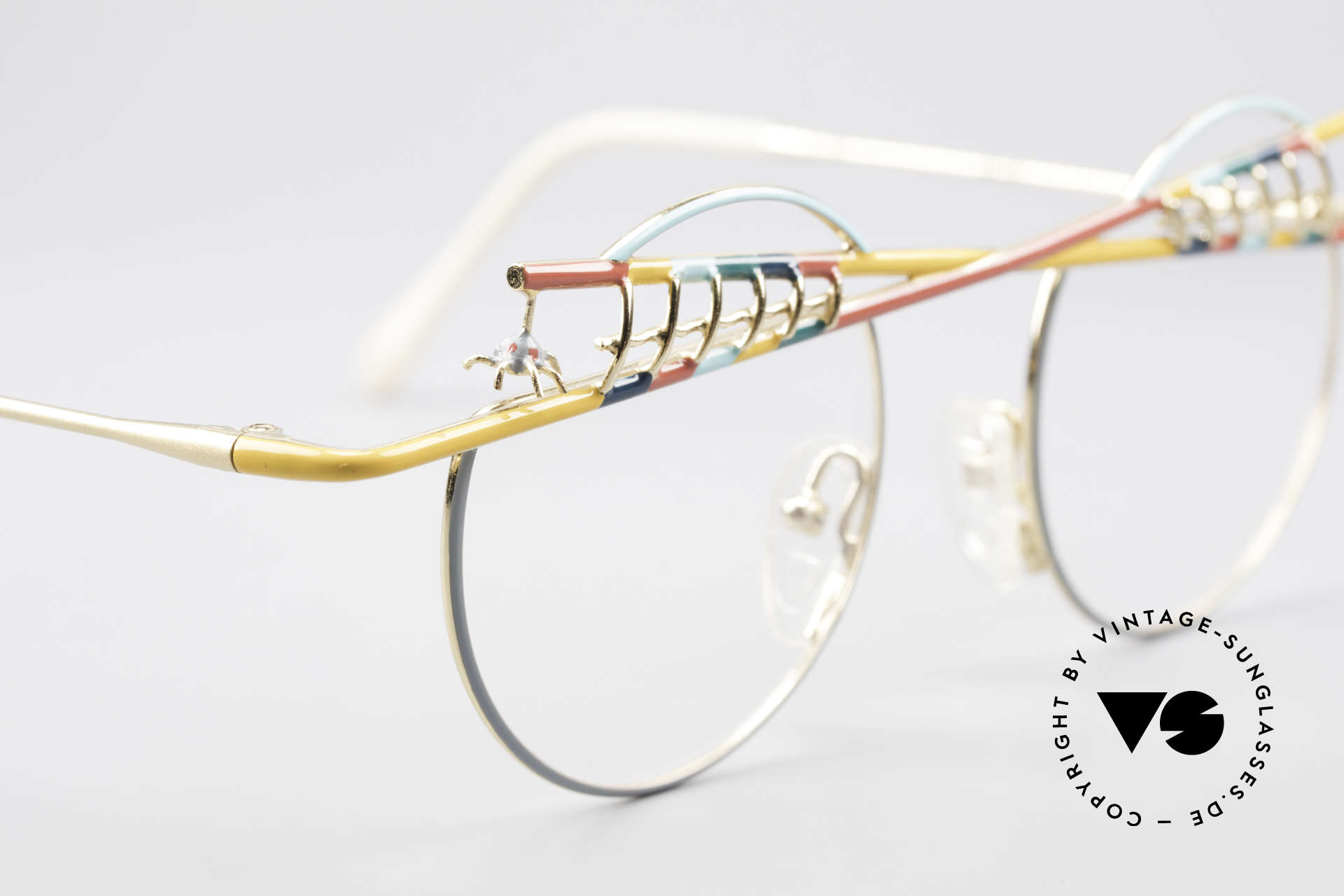 Taxi ST1 by Casanova The Jester Glasses Art Frame, unworn single piece (true collector's item); LIMITED!, Made for Men and Women