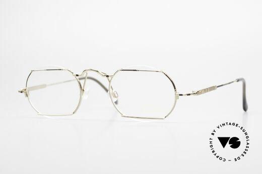 0815acf5b1b Cazal 781 90 s Vintage Designer Glasses Details
