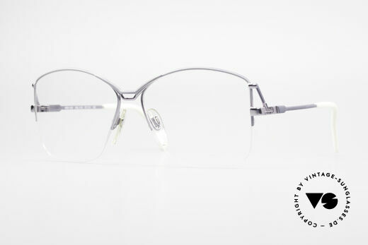 Cazal 222 80's Original No Retro Glasses Details