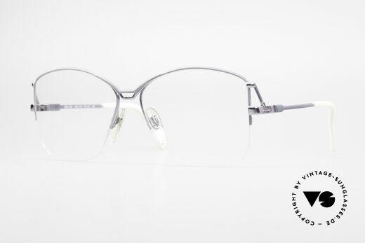 Cazal 222 80's Original No Retro Glasses Details