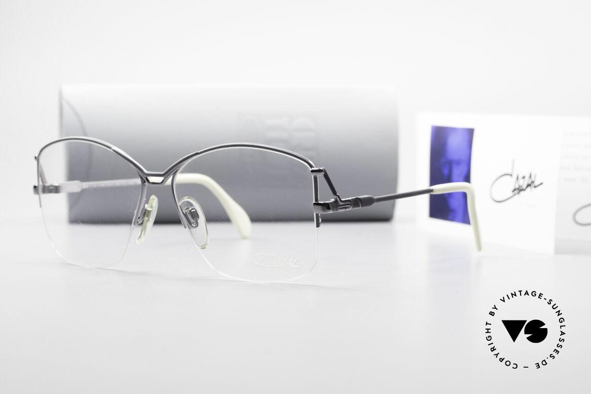 Cazal 222 80's Original No Retro Glasses, Size: medium, Made for Women