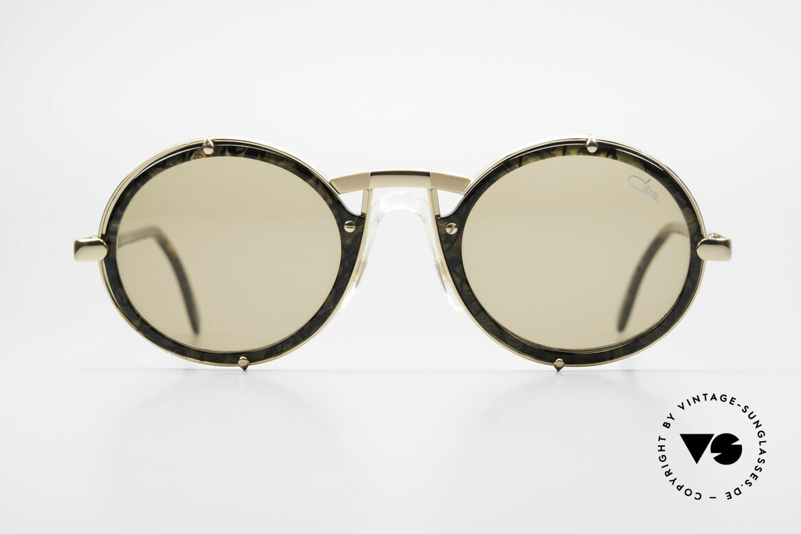 Cazal 644 Round 90's Cazal Sunglasses, finest quality from Passau, Bavaria (Germany), Made for Men and Women
