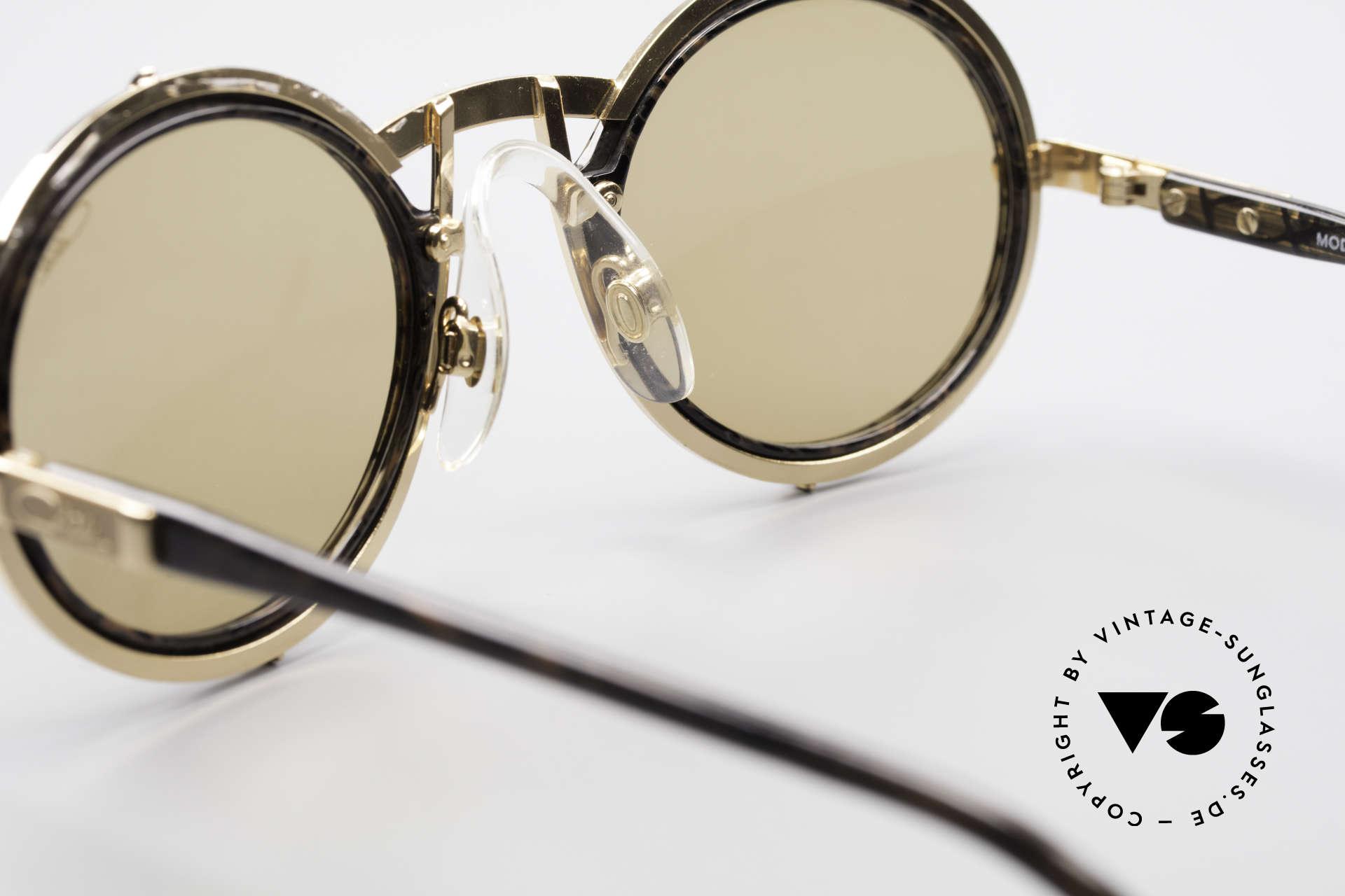 Cazal 644 Round 90's Cazal Sunglasses, CAri ZALloni (CaZal) wore this model in private, Made for Men and Women