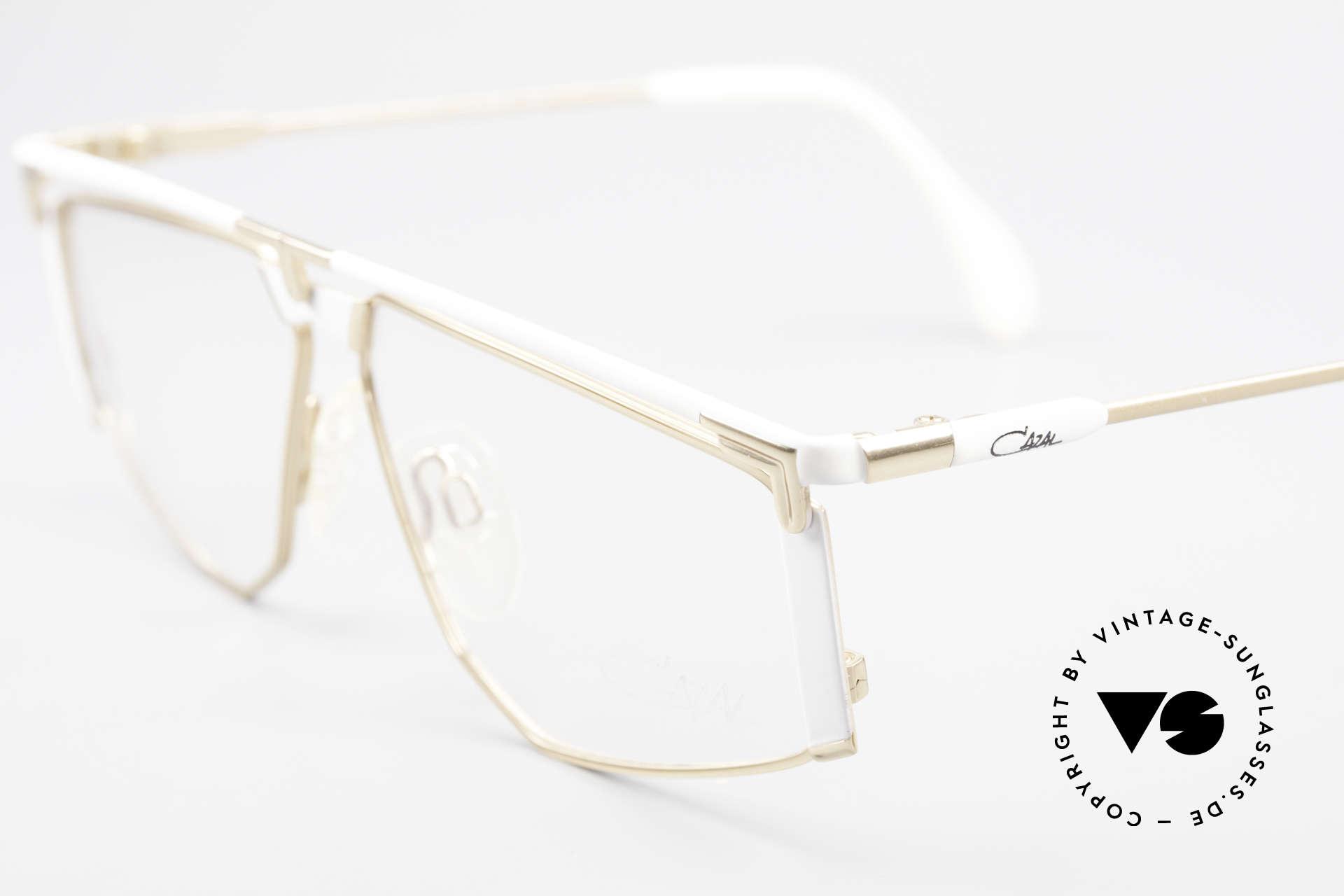 Cazal 235 Titanium Vintage Cazal Frame, unworn, NOS (like all our rare vintage Titanium specs), Made for Men and Women