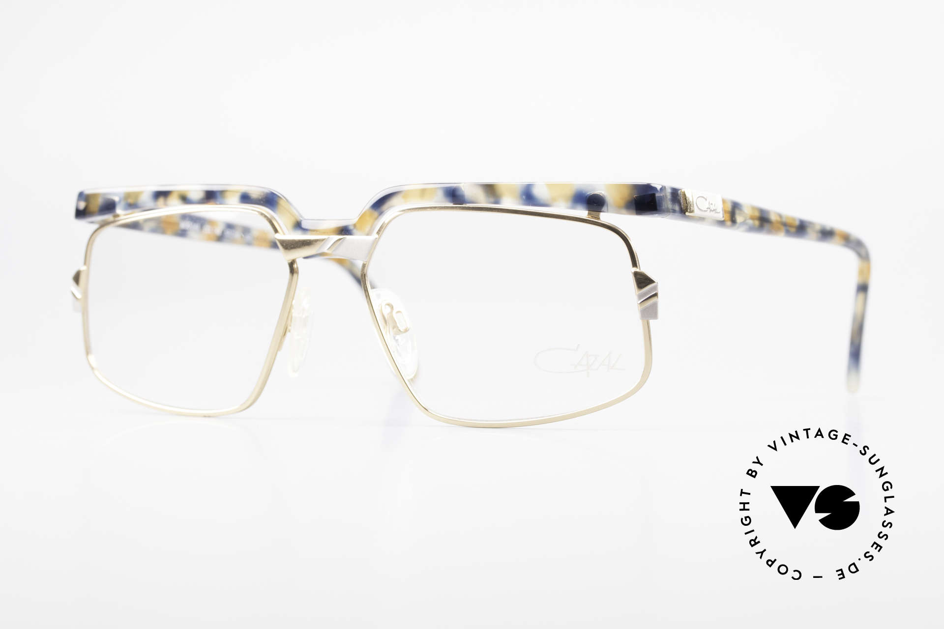 Cazal 246 Extraordinary Vintage Glasses, crazy vintage Cazal eyeglasses of the early 90's, Made for Men and Women