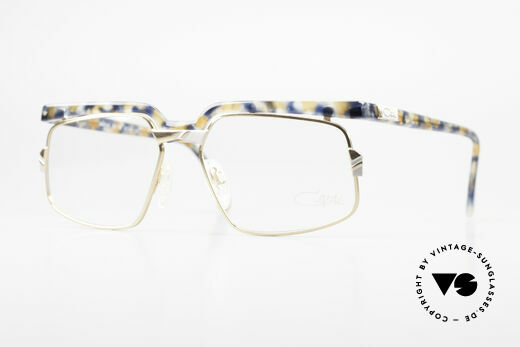 Cazal 246 Extraordinary Vintage Glasses Details