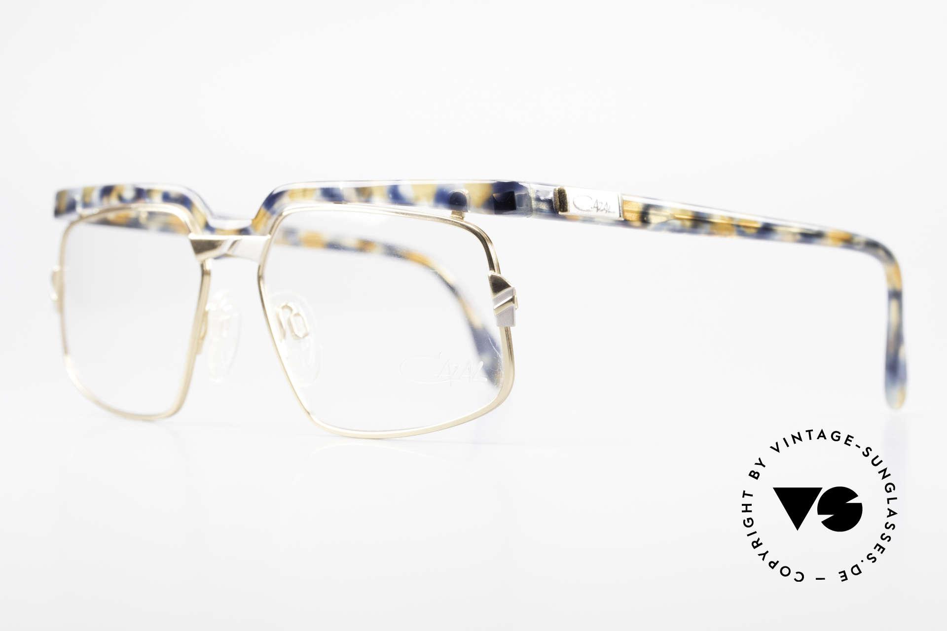 Cazal 246 Extraordinary Vintage Glasses, extraordinary designer piece (distinctive Cazal), Made for Men and Women