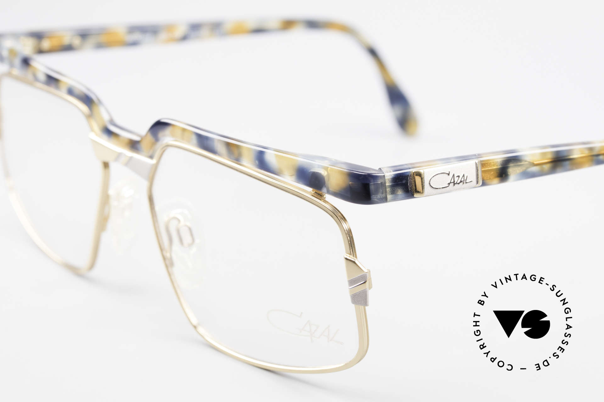 Cazal 246 Extraordinary Vintage Glasses, never worn (like all our rare vintage eyeglasses), Made for Men and Women