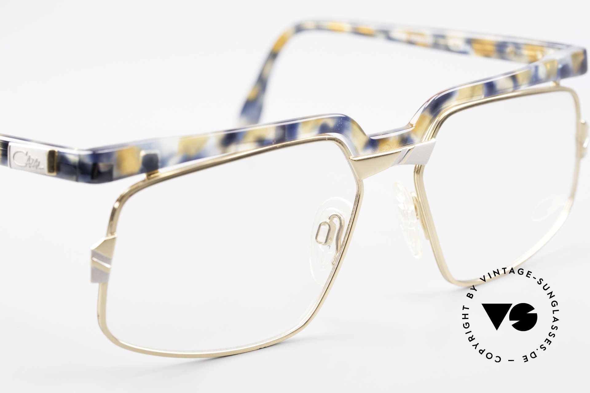 Cazal 246 Extraordinary Vintage Glasses, NO RETRO eyewear, but a 25 years old ORIGINAL, Made for Men and Women