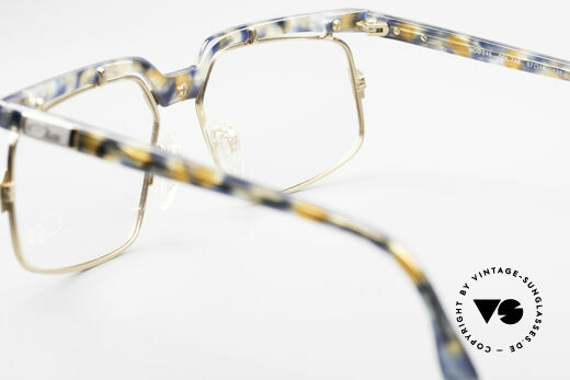 Cazal 246 Extraordinary Vintage Glasses, the Cazal DEMO lenses can be replaced optionally, Made for Men and Women