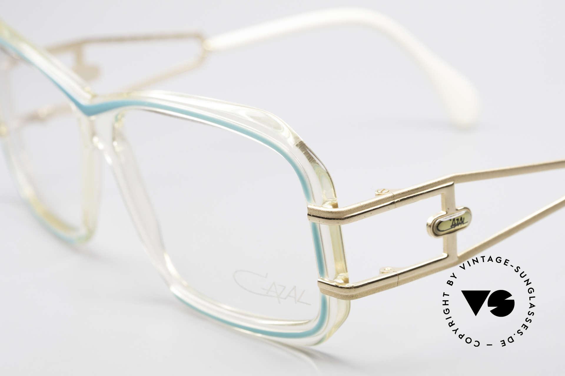 Cazal 173 Hip Hop Cazal 80's Glasses, unworn (like all our rare vintage CAZAL eyewear), Made for Women