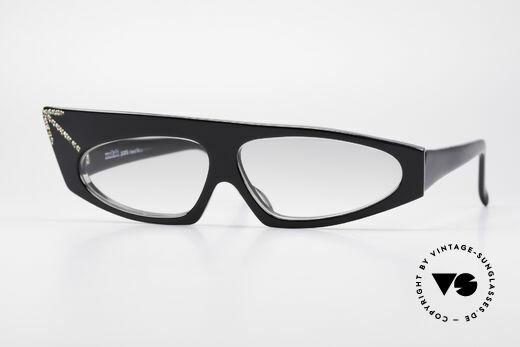 Alain Mikli 305 / 101 80's Haute Couture Sunglasses Details
