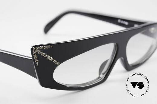 Alain Mikli 305 / 101 80's Haute Couture Sunglasses, NO RETRO, but a piece of fashion history by Alain Mikli, Made for Women
