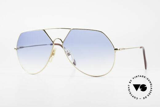0d16cc7982c5 Alpina TR4 Style Rare 80 s Aviator Sunglasses Details