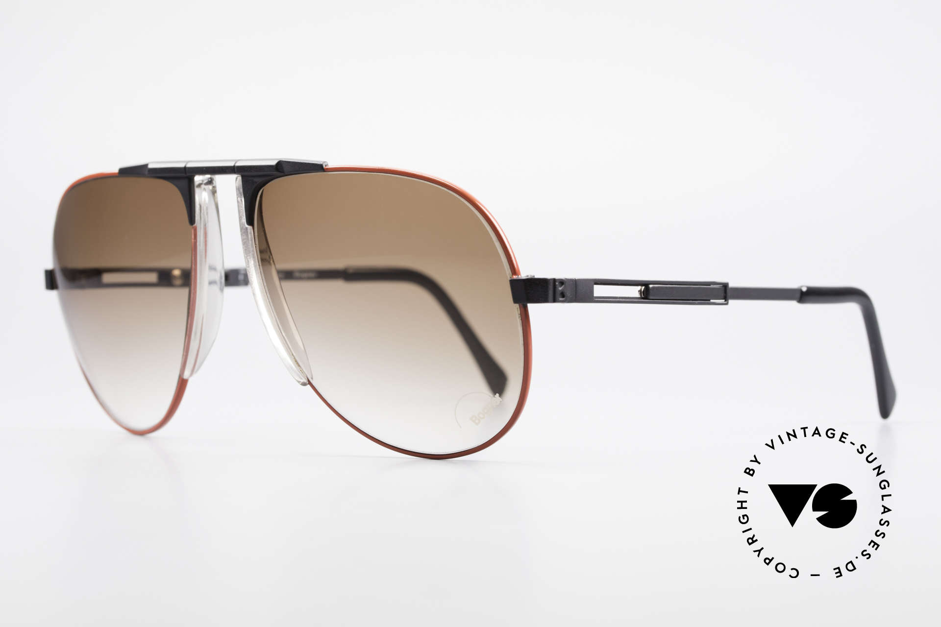 Willy Bogner 7011 Adjustable 80's Sunglasses, finest quality (100% UV) from Austria from app. 1982, Made for Men