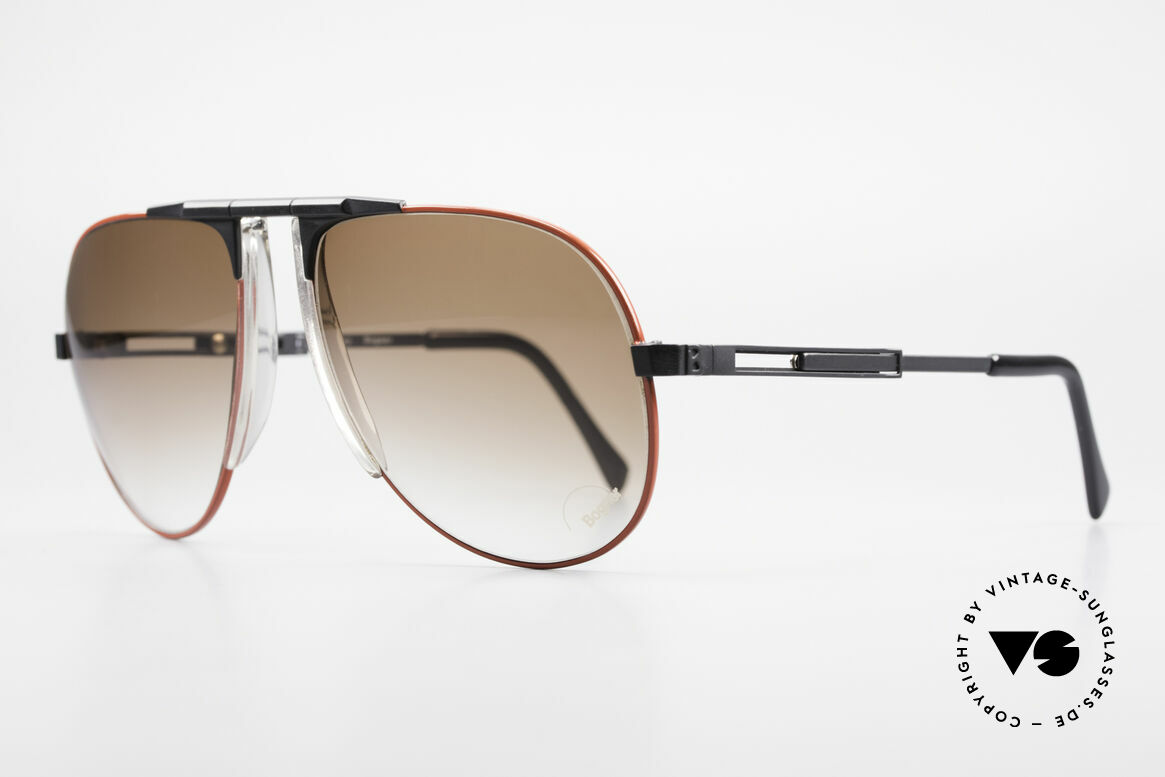 Willy Bogner 7011 Adjustable 80's Sunglasses