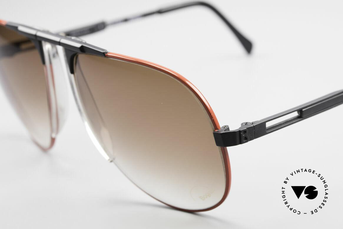 Willy Bogner 7011 Adjustable 80's Sunglasses, 7011 = similar to the James Bond Bogner shades '7003', Made for Men