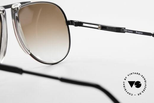 Willy Bogner 7011 Adjustable 80's Sunglasses, NO RETRO, but a rare 80's ORIGINAL (+ case by Bogner), Made for Men
