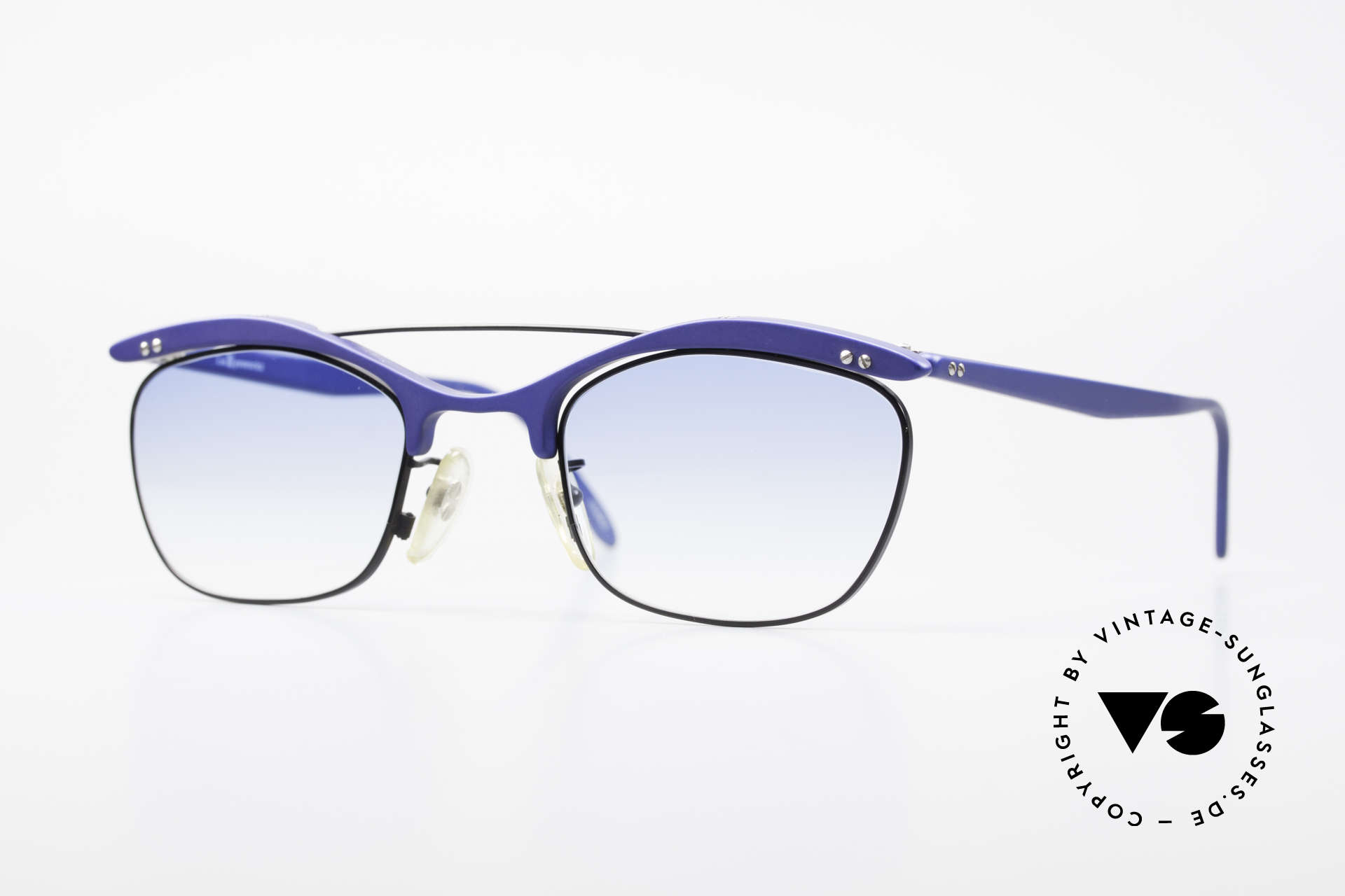 L.A. Eyeworks PLUTO III Vintage Frame No Retro Specs, L.A. Eyeworks: limited-lot productions from Los Angeles, Made for Men and Women