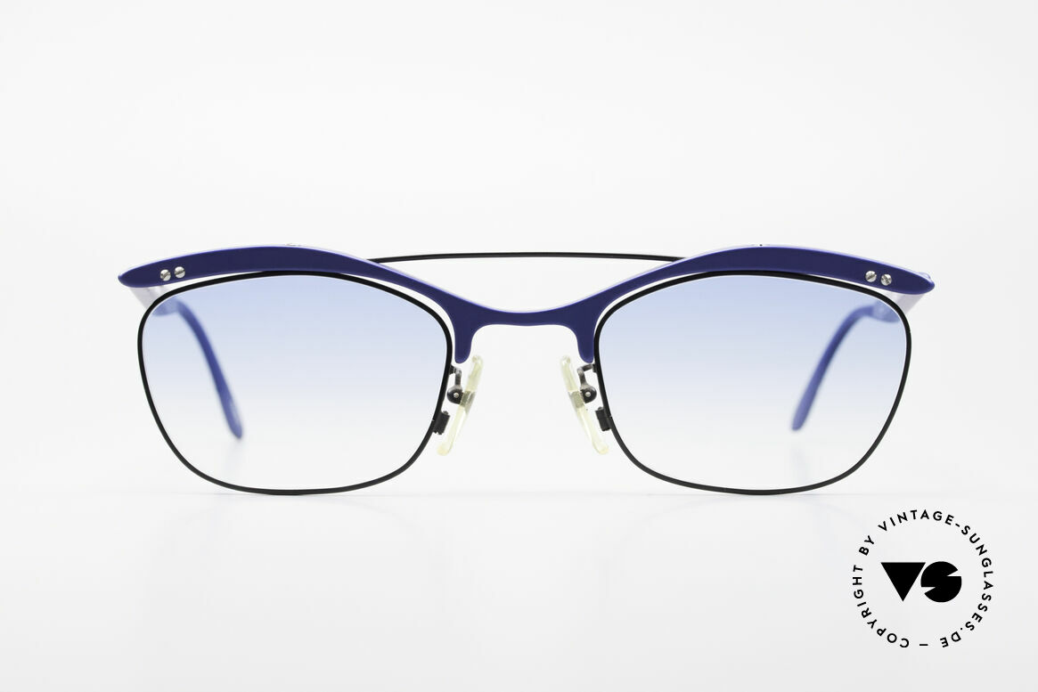 L.A. Eyeworks PLUTO III Vintage Frame No Retro Specs, with attention to details (every frame has a year of birth), Made for Men and Women