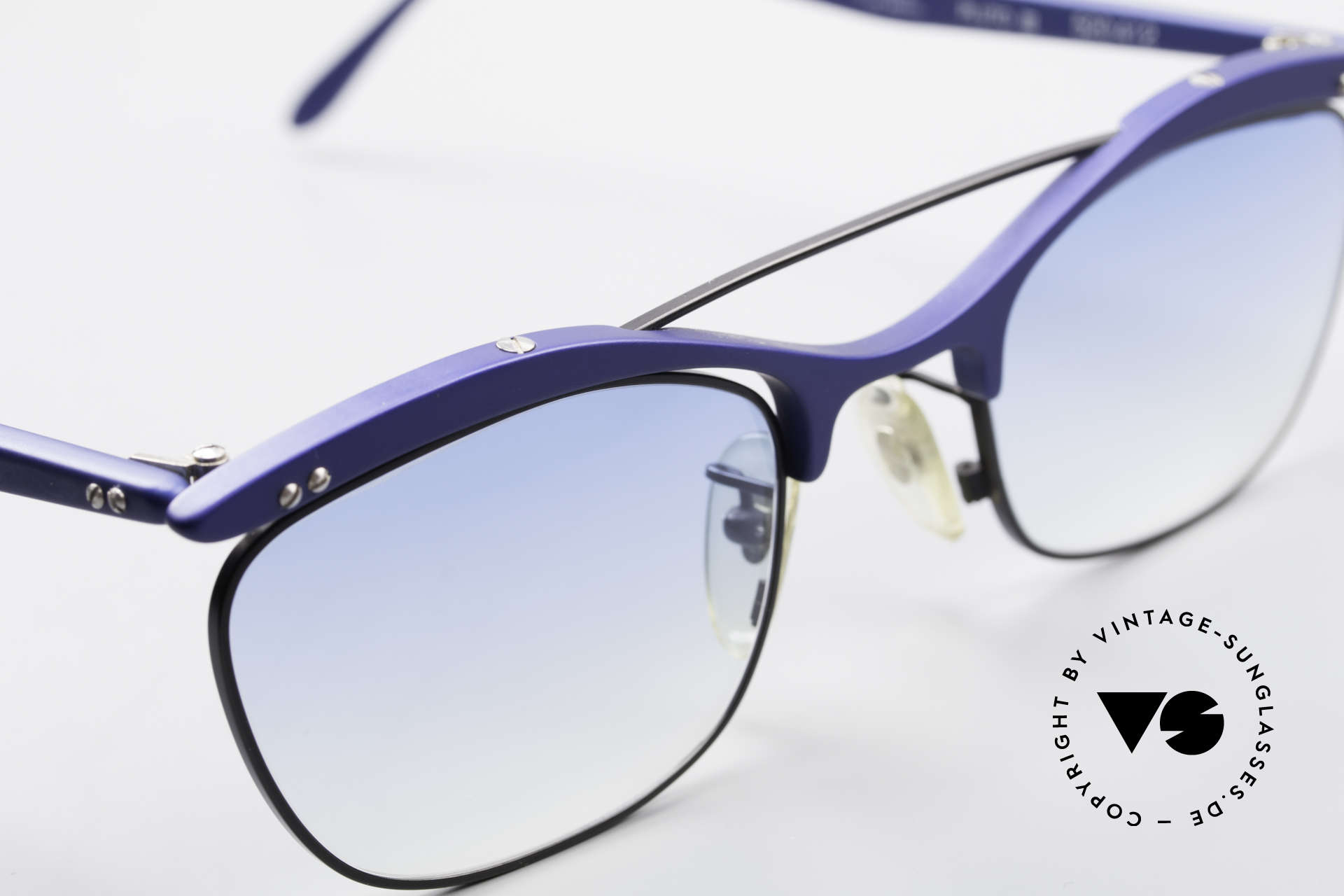 L.A. Eyeworks PLUTO III Vintage Frame No Retro Specs, NO RETRO shades, but an old original (Los Angeles, '81), Made for Men and Women
