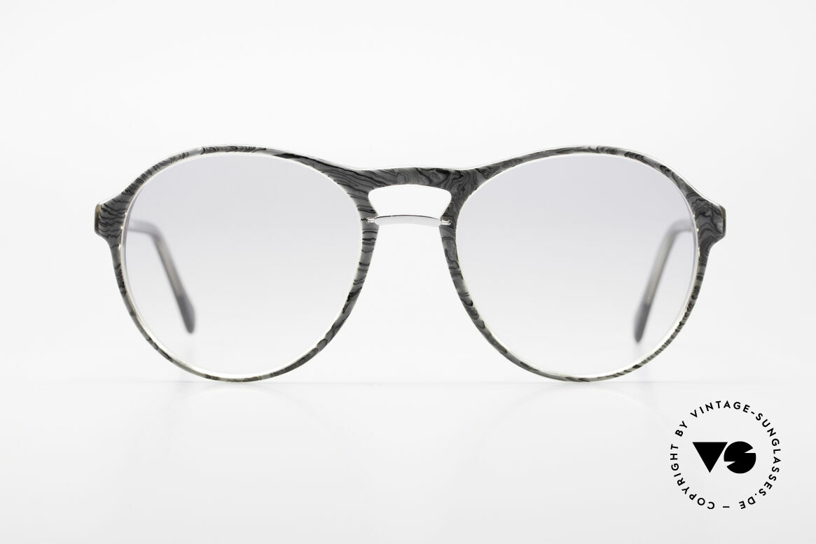 Serge Kirchhofer 211 Modified 70's Panto Shades, extraordinary designer frame of the 70's; true vintage!, Made for Men