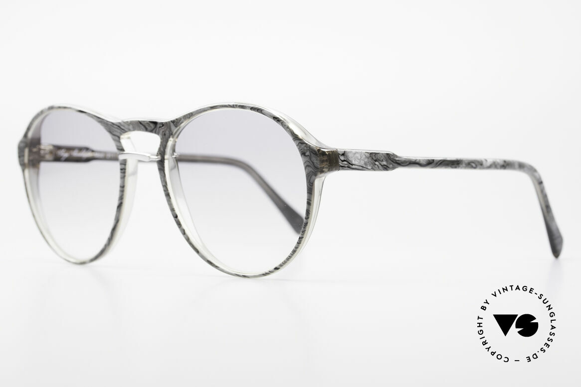 Serge Kirchhofer 211 Modified 70's Panto Shades, modified 'panto style'; something different; real rarity, Made for Men