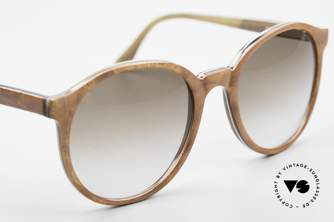 Hartmanns 313 Horn Johnny Depp Panto Sunglasses