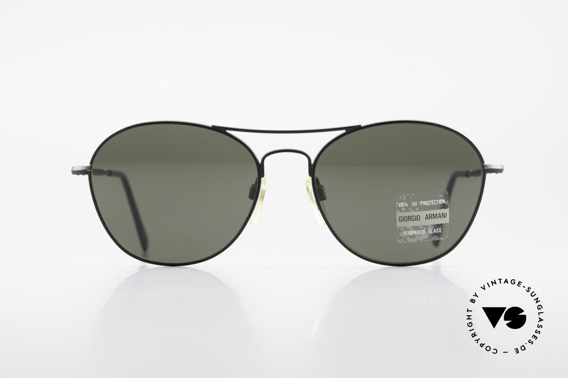 Giorgio Armani 646 Aviator Style Designer Shades