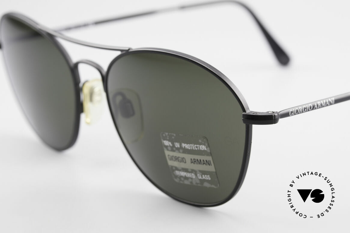 Giorgio Armani 646 Aviator Style Designer Shades, timeless style ... suitable for every kind of look!, Made for Men