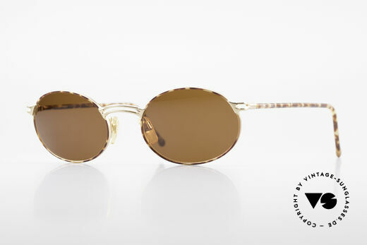 Giorgio Armani 194 Oval 90s Sunglasses No Retro Details