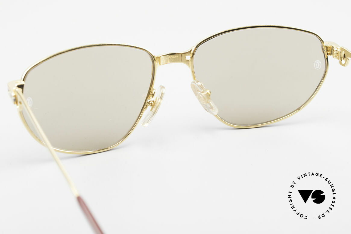 Cartier Panthere Windsor - L 90's Luxury Sunglasses