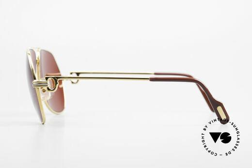 Cartier Vendome LC - S David Bowie Sunglasses 80's