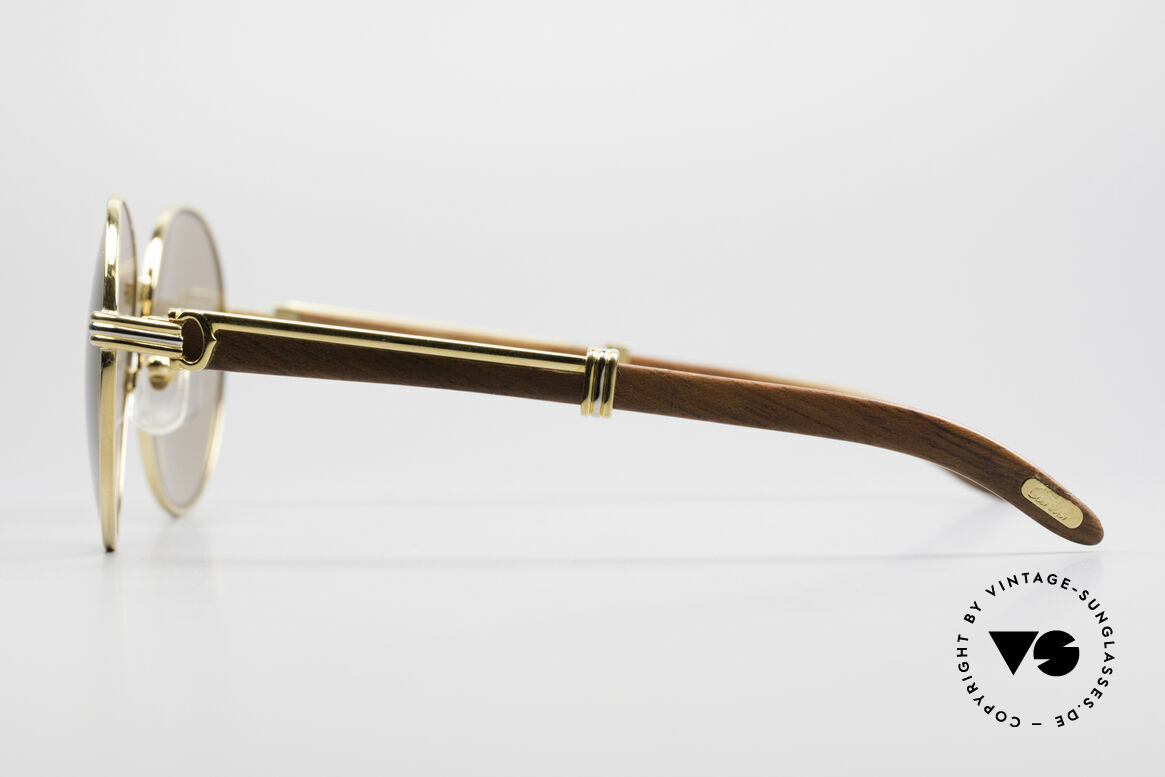 Cartier Bagatelle Bubinga Precious Wood Shades
