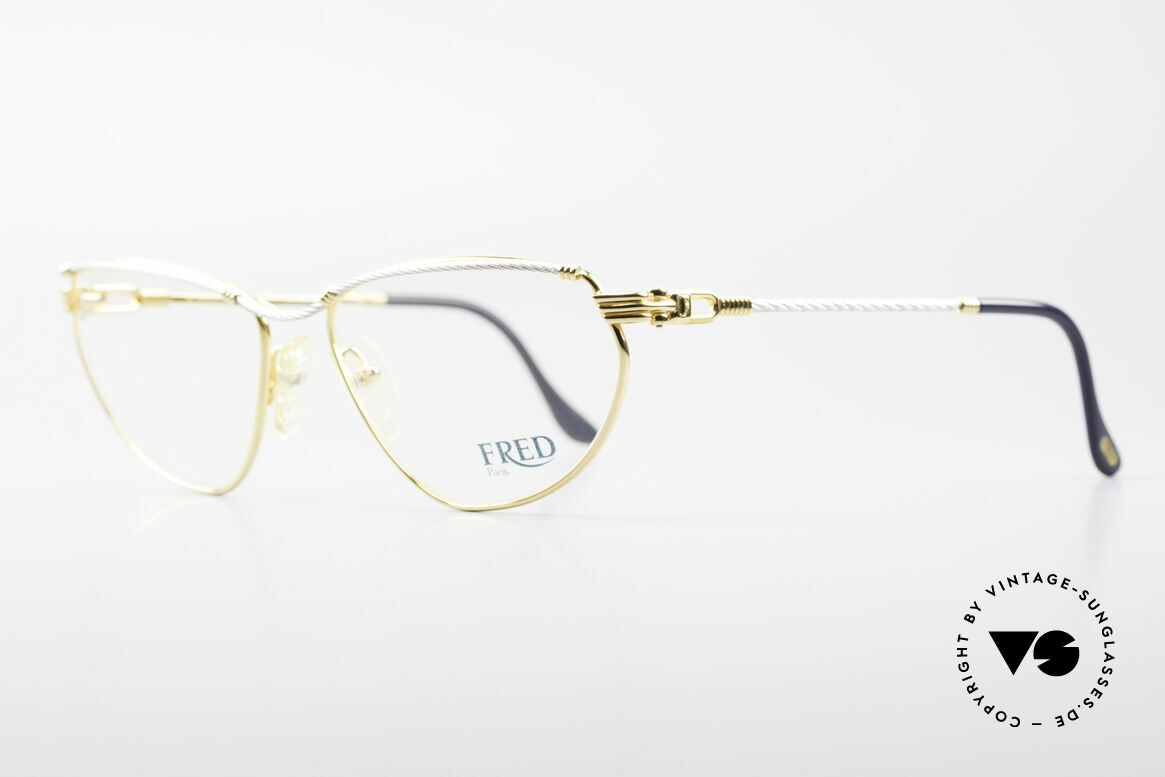 Fred Alize Luxury M Eyeglasses Ladies, the name says it all: 'alizé' = French for 'trade wind', Made for Women