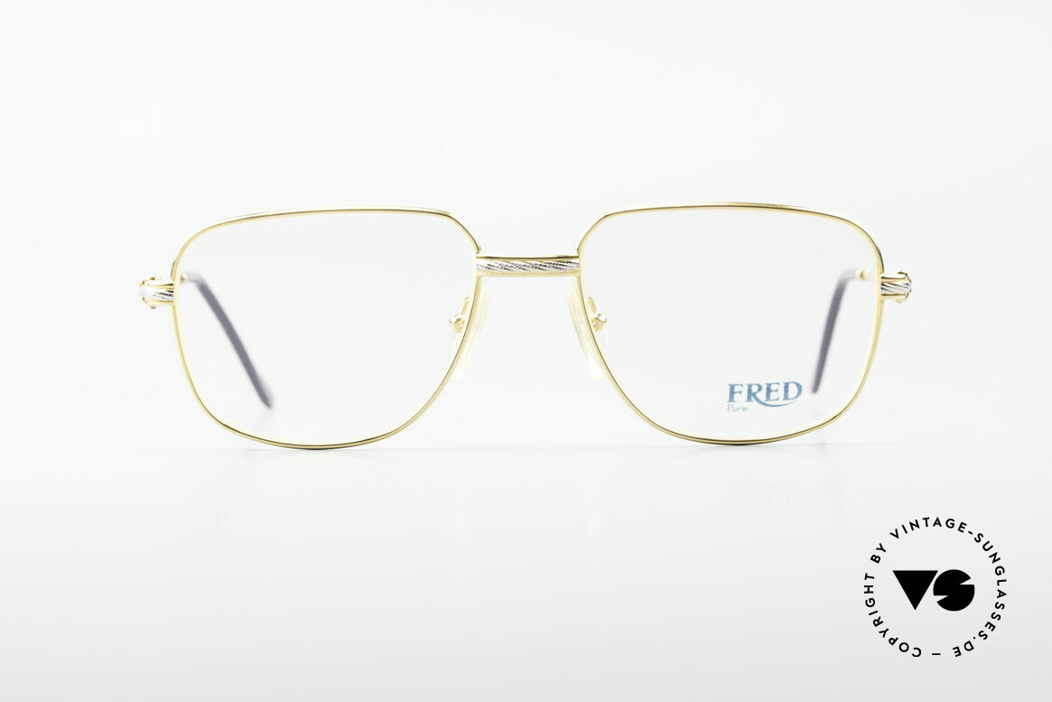 Fred Zephir Luxury Sailing Glasses Men, marine design (distinctive Fred) in high-end quality!, Made for Men