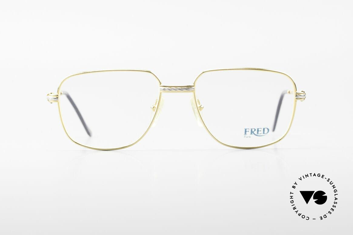 Fred Zephir Luxury Sailing Glasses Men, marine design (distinctive Fred) in high-end quality!, Made for Men