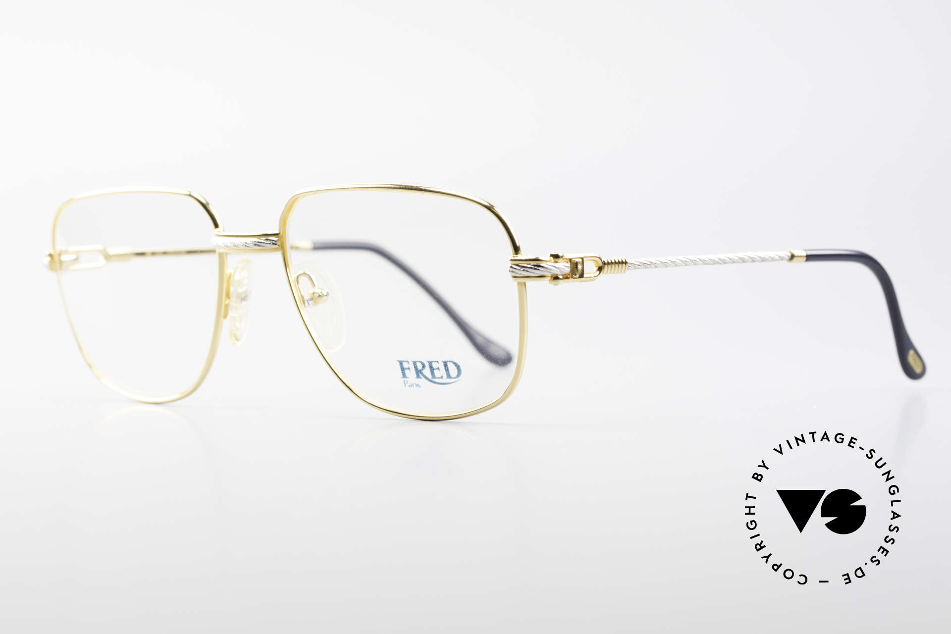 Fred Zephir Luxury Sailing Glasses Men, the name says it all: 'Zephir' = Greek for 'Wind God', Made for Men