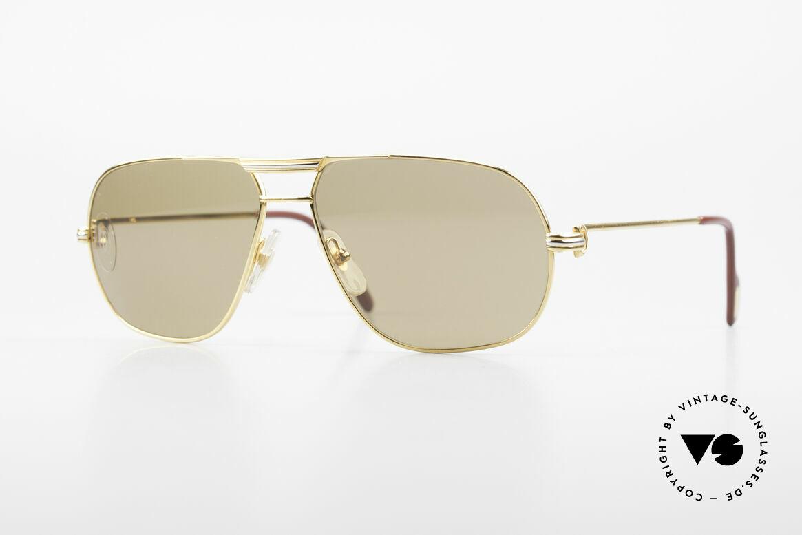 Cartier Tank - M Mystic Cartier Sun Lenses