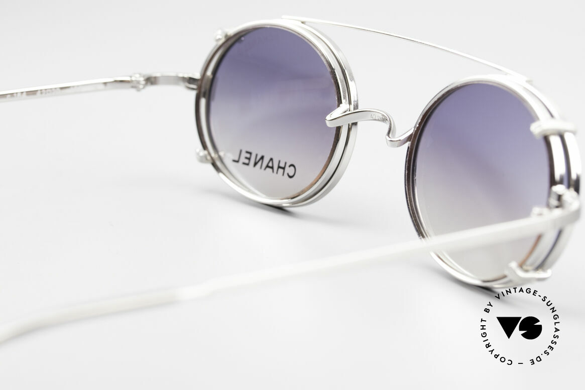 Chanel 2037 Oval Luxury Glasses Clip On
