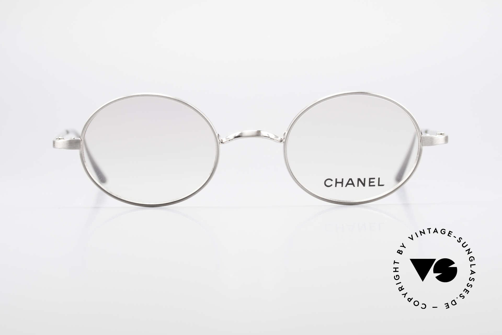 Chanel 2037 Oval Luxury Glasses Clip On, Size: small, Made for Men and Women