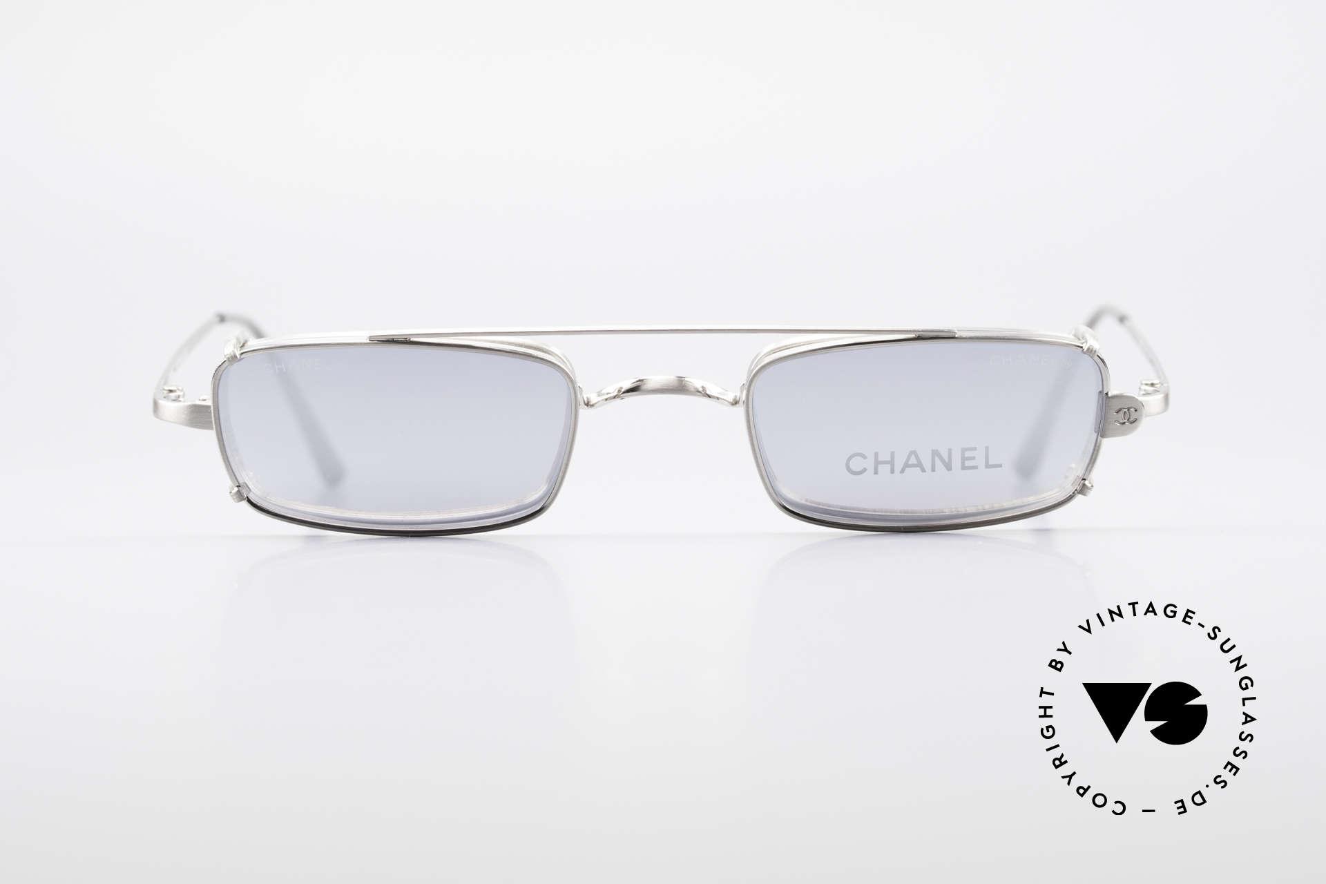 72c113e92a Chanel 2038 Square Luxury Glasses Clip On
